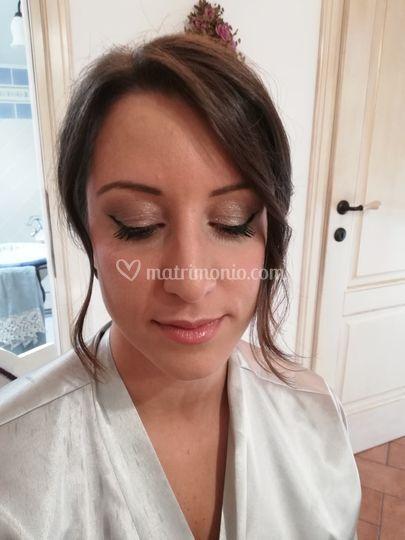 Make-up waterproof