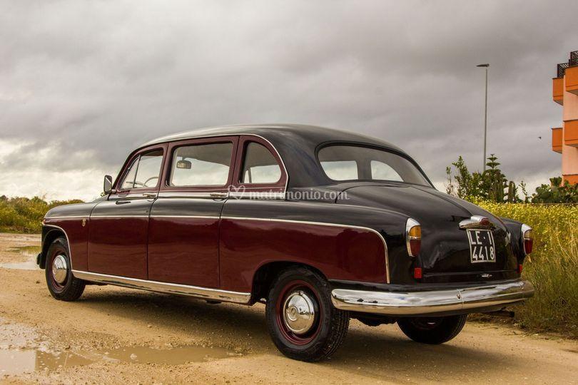 Fiat 1400 limousine