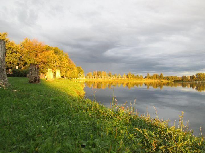 Lago delle Sette Fontane
