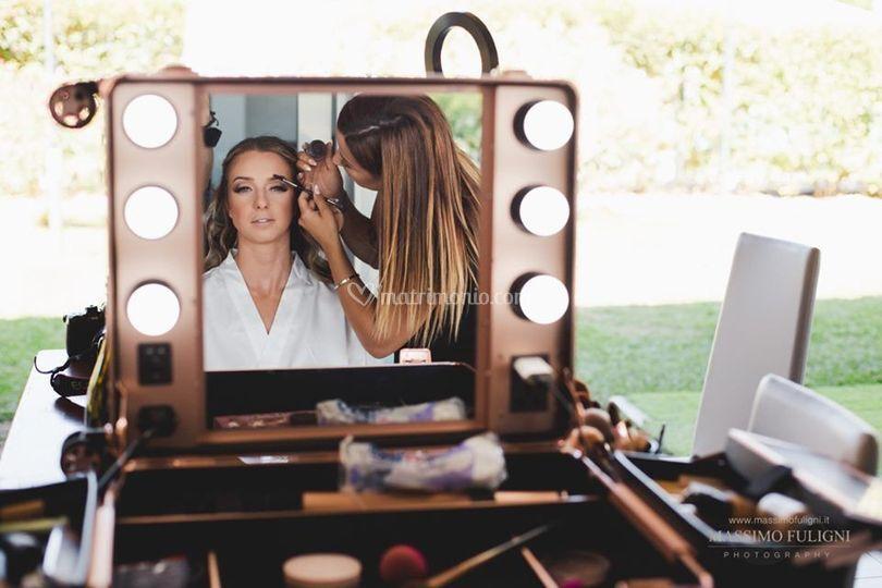 Mary Fascella Make Up
