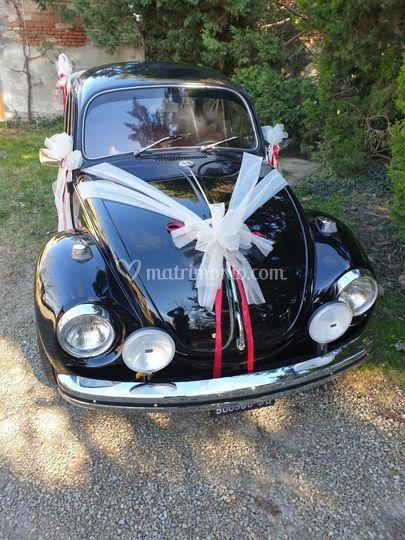 VW 1972 Black