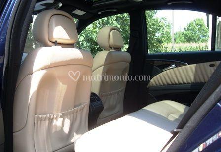 Mercedes Classe E - Interni
