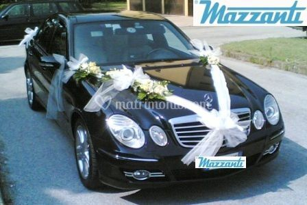 Mercedes Classe E - Evo Avantgarde blu