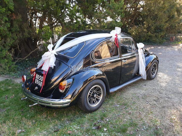 Decorazioni posteriori VW