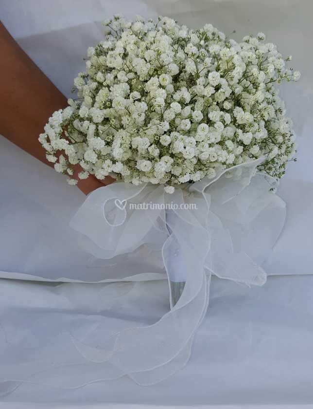 Bouquet Sposa In Inglese.Bouquet Sposa Stile Inglese Di Creazioni Floreali Di Congiu