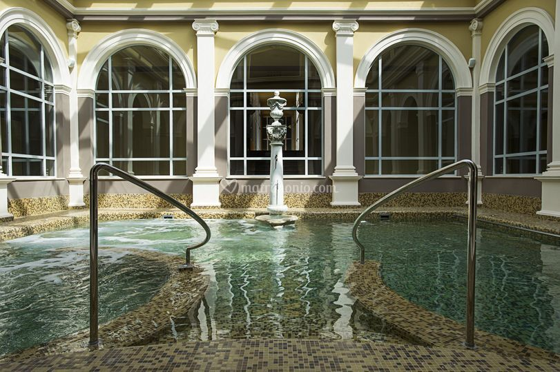 Bagni di pisa di bagni di pisa palace spa foto
