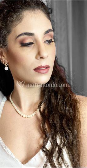 Make-up sposa sofisticata