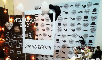 Vintage Style - Polaroid for Wedding 2