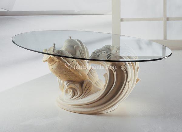 Tavolini in Pasta di pietra Target Point