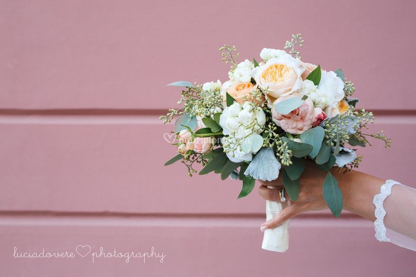 Natural chic bouquet