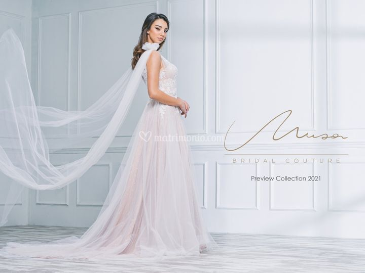 Musa Bridal Couture 2021