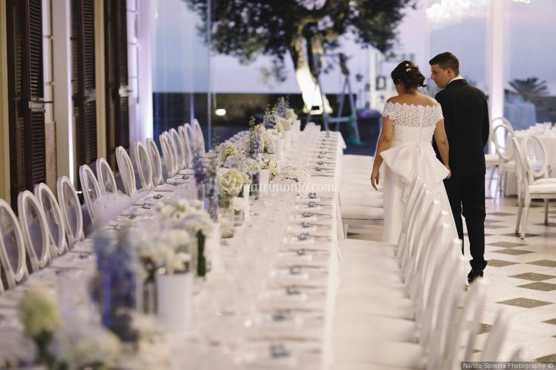 Wedding at Villa Angelina