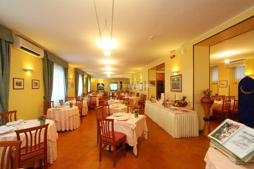 Sala Ginestrella al piano terra