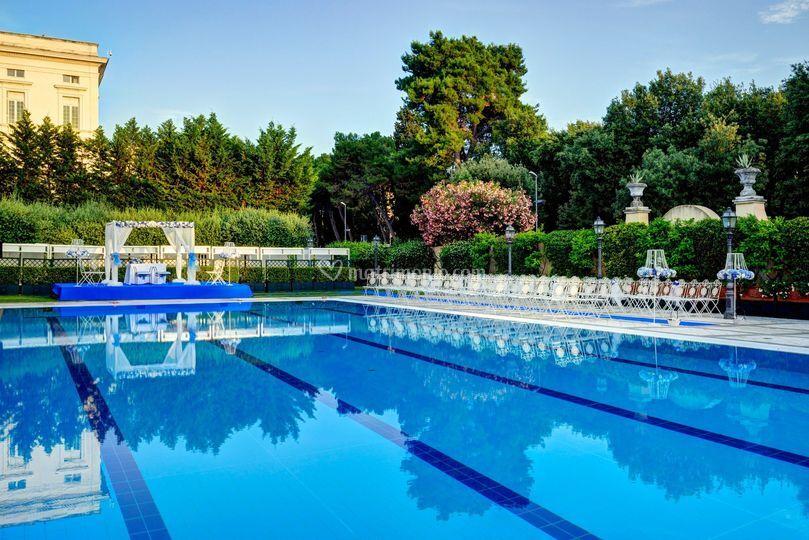Il Giardino piscina