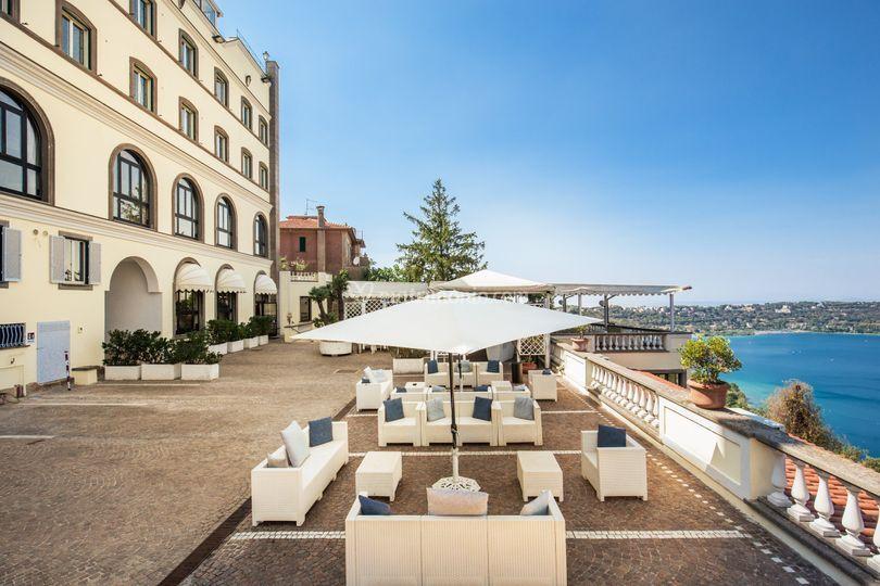 Terrazza Hotel Castel Vecchio