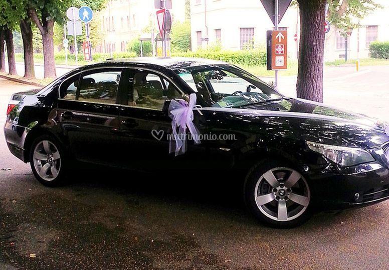 BMW 320 nera