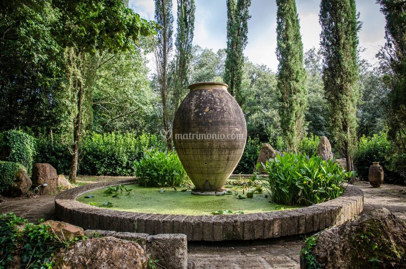 L'Orcio: una fontana speciale