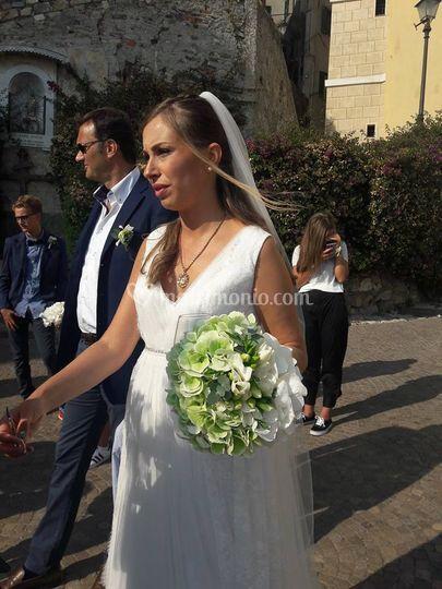 Elisa bouquet ortensie