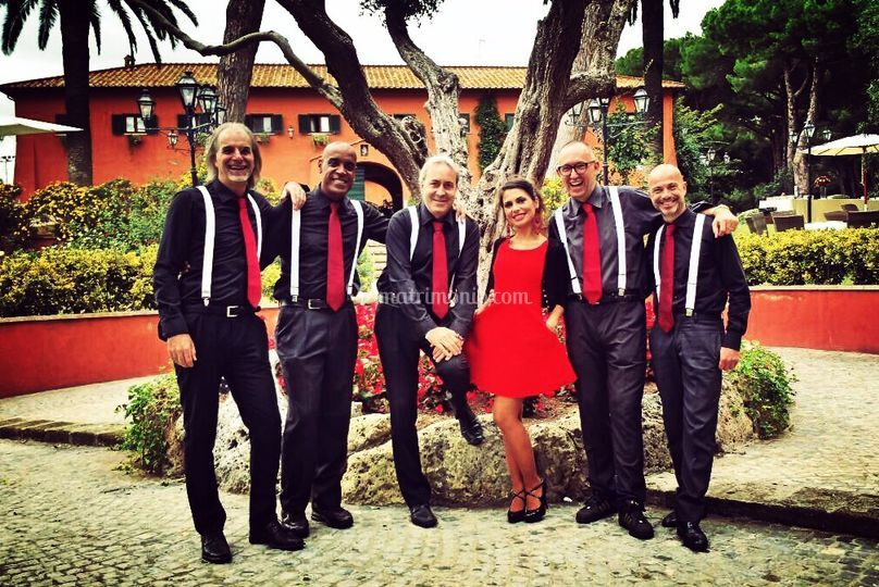 Everglades band 2015 in rosso