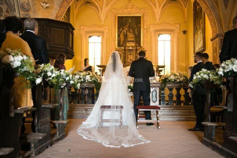 Matrimonio chiesa Belgirate