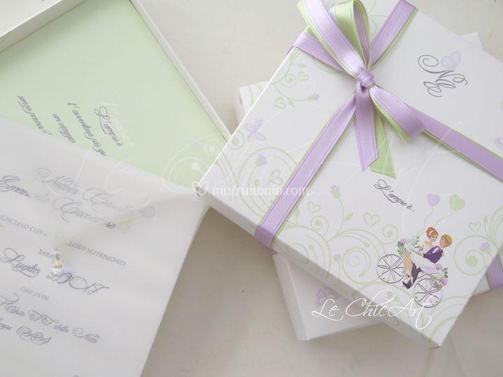 Mod wedding box