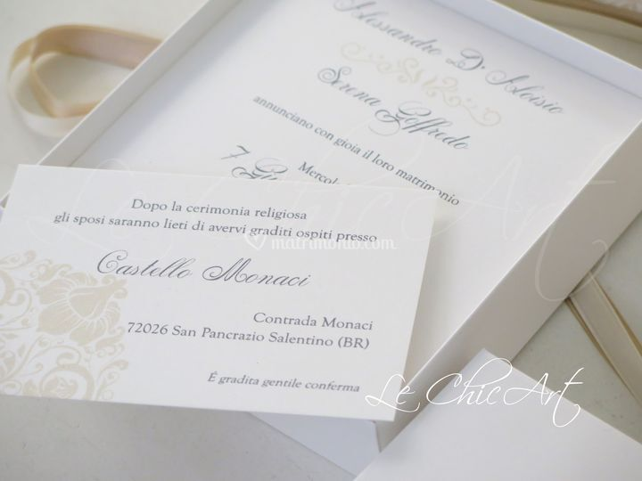 Wedding box di Le ChicArt