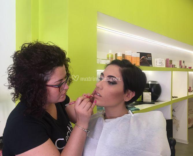 Make-up all'opera