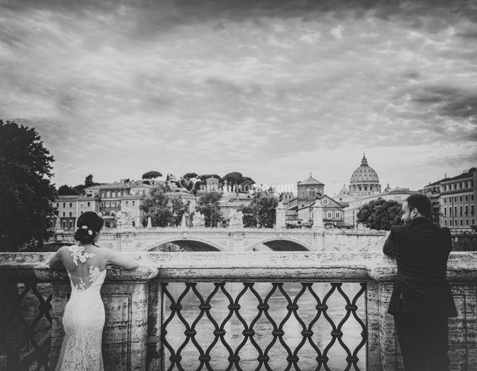 Fotografo Crotone nozze Roma