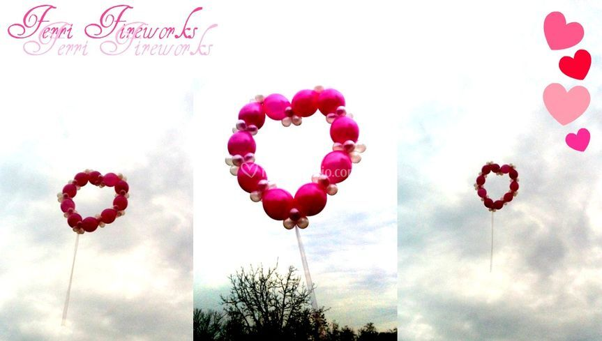 Special heart in the sky