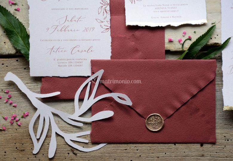 """""""Jane"""" Wedding Stationery"""