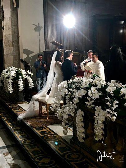 Matrimonio alle orchidee