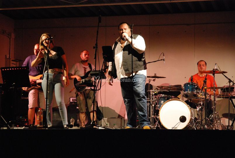 Live Nomadi Tribute Band