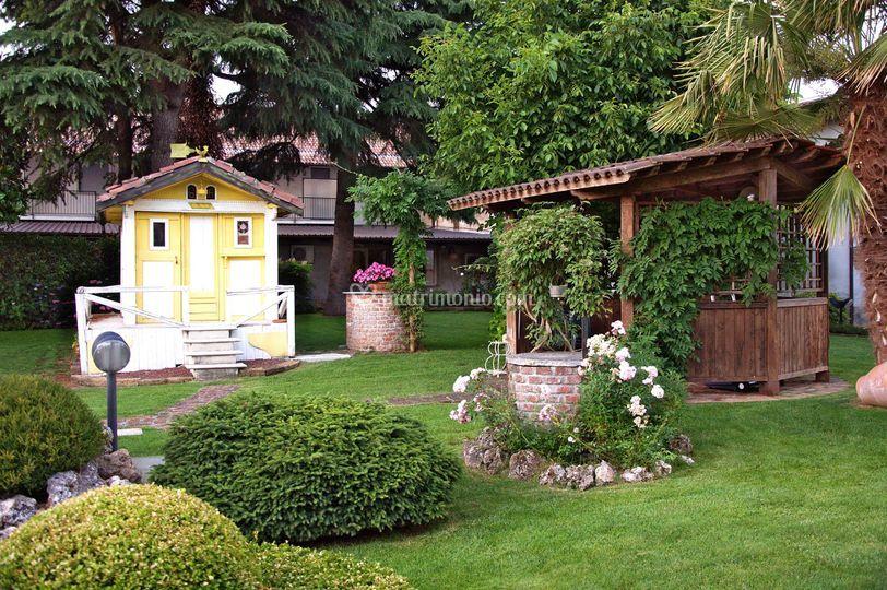 Il parco / giardino
