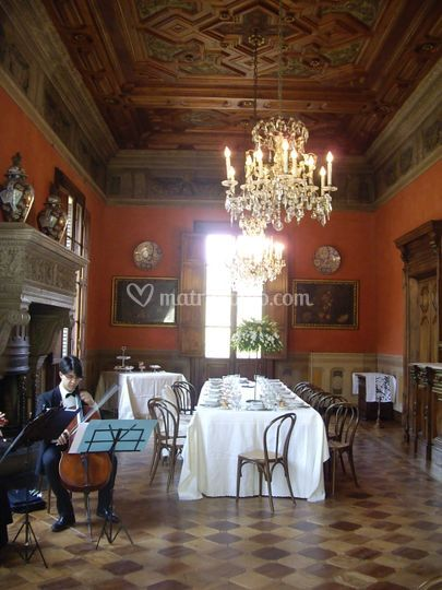 Villa Benni Via Saragozza