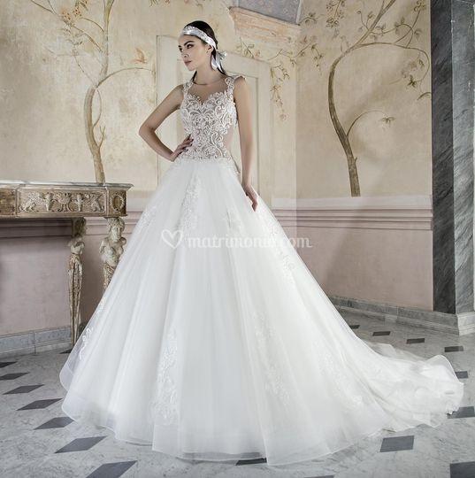 Vestiti da sposa romantici