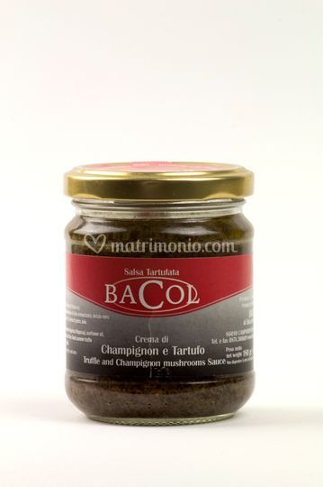 Crema Champignon al tartufo
