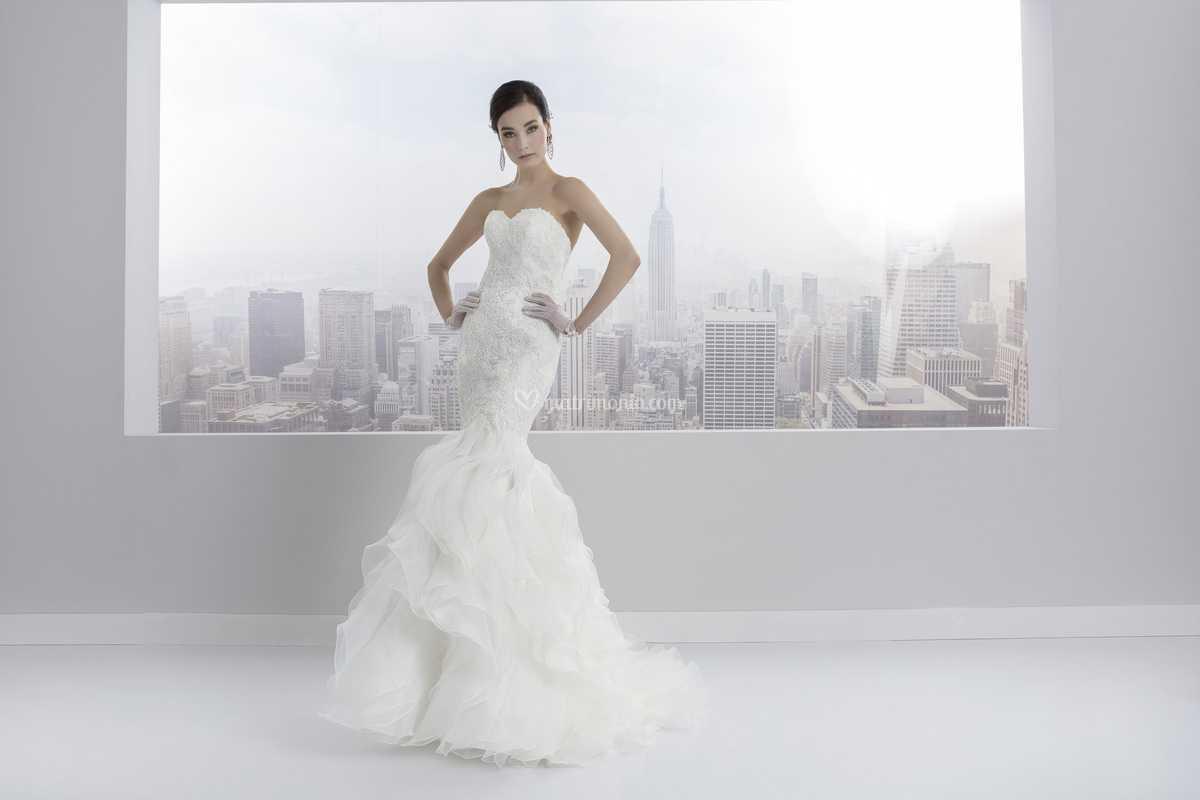 best service 2712a 50c3d Offerte abiti da sposa di Centro Sposi Cologno | Foto 27