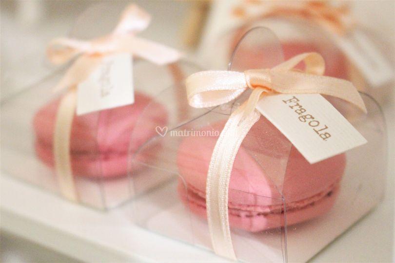 Macarons Segnaposto