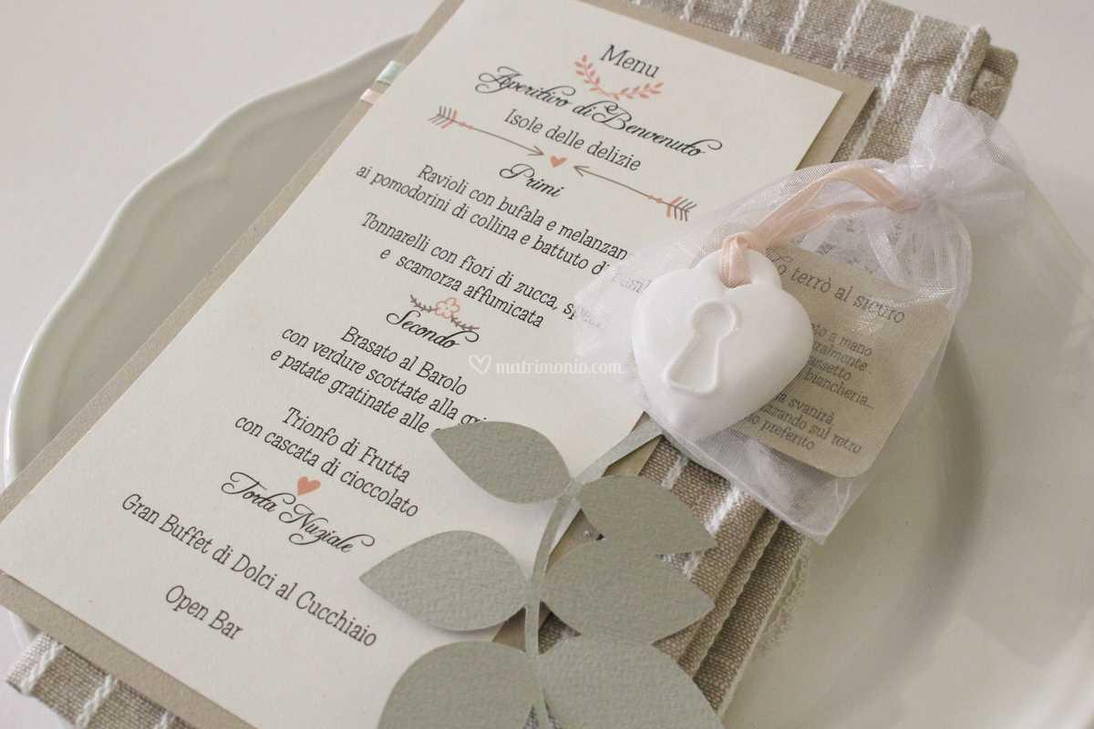 Menu Segnaposto Matrimonio.Menu E Segnaposto Di Idea D Arte Wedding Lab Boutique C C