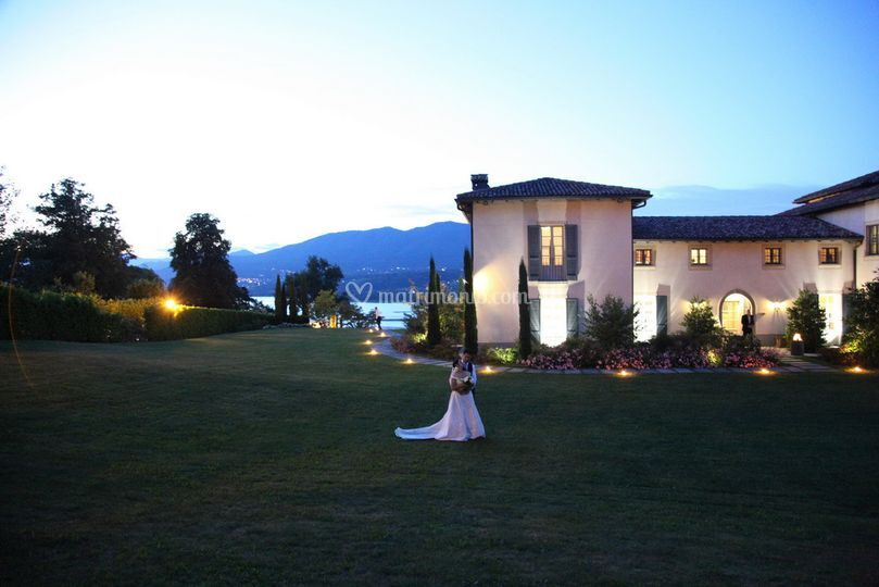 Matrimonio di Villa Calmia