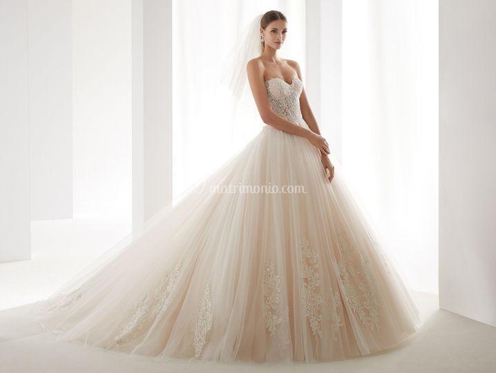 Aurora  Nicole spose