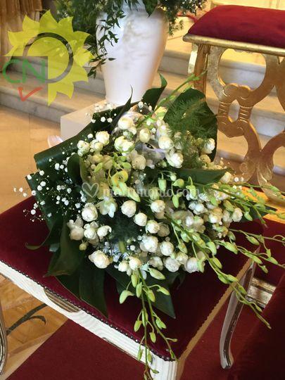 Bouquet altare