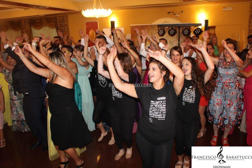 Flashmob a sorpresa -