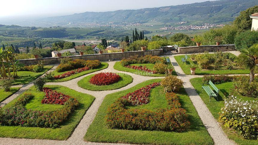 Giardino e Panorama
