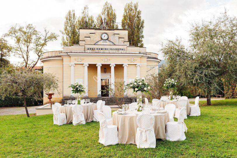 Villa Il Pantheon