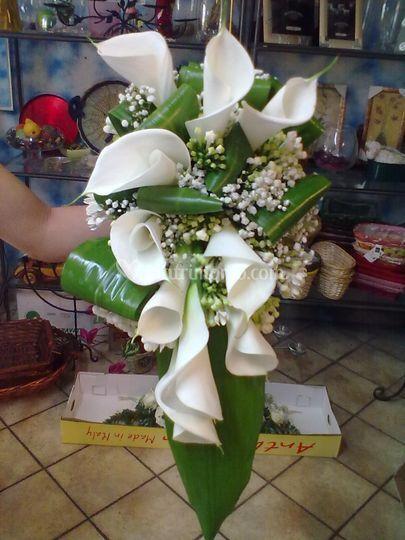 Bouquet personalizzati sposa