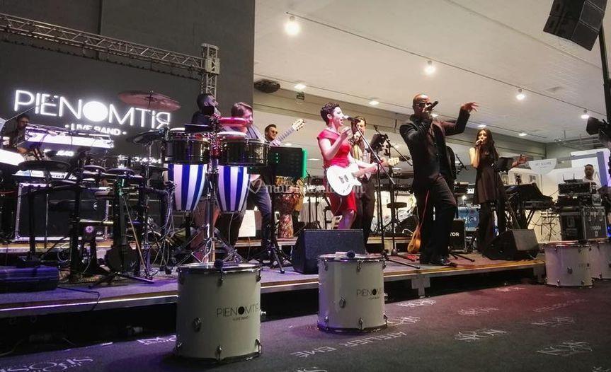 Pienoritmo Live Band