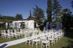 Allestimento per cerimonia di Villa C� Bianca