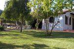 Panorama  Giardino anteriore di Villa C� Bianca