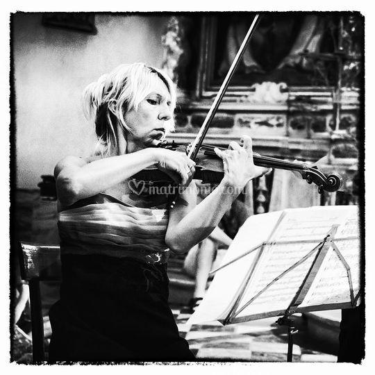Trio con Violinista